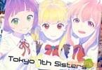 Tokyo 7th シスターズ公式ノベライズ Tokyo 7th Sistersepisode.Le☆S☆Ca前編